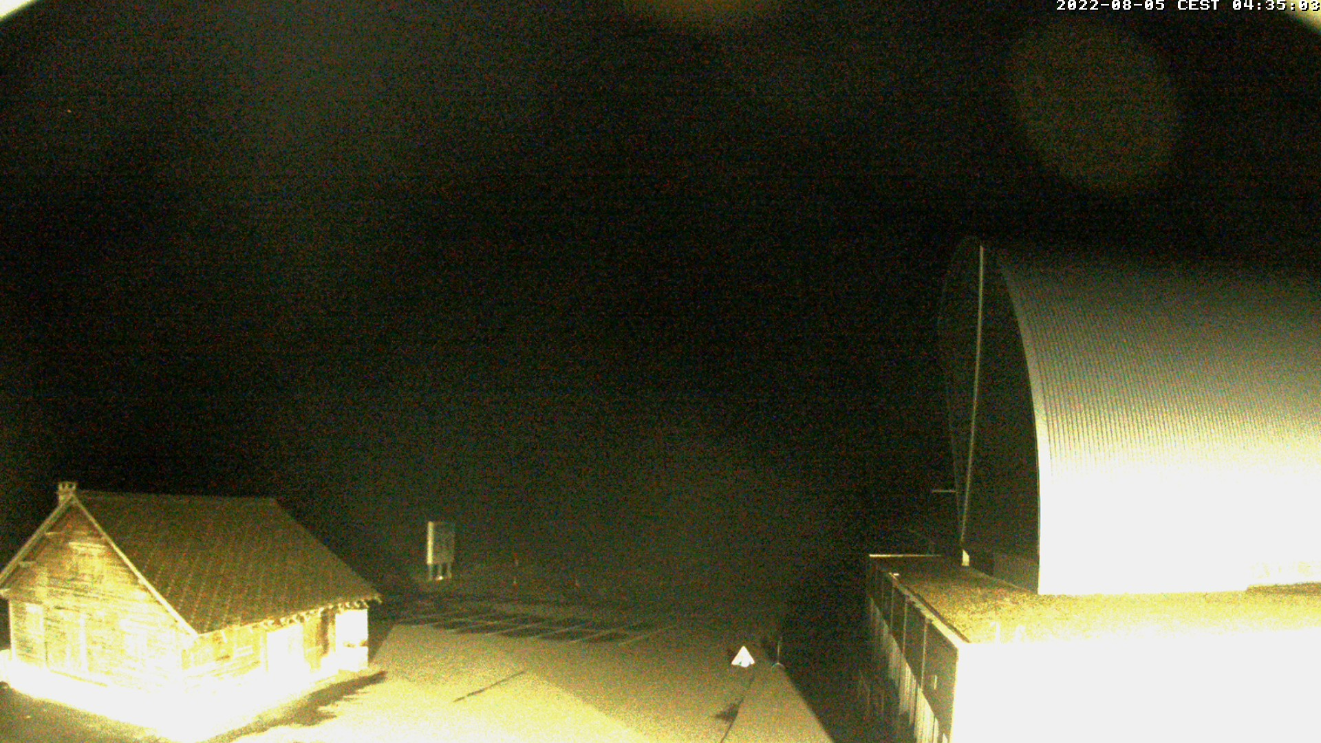 Webcam Col du Pillon - Alt. 1546 m