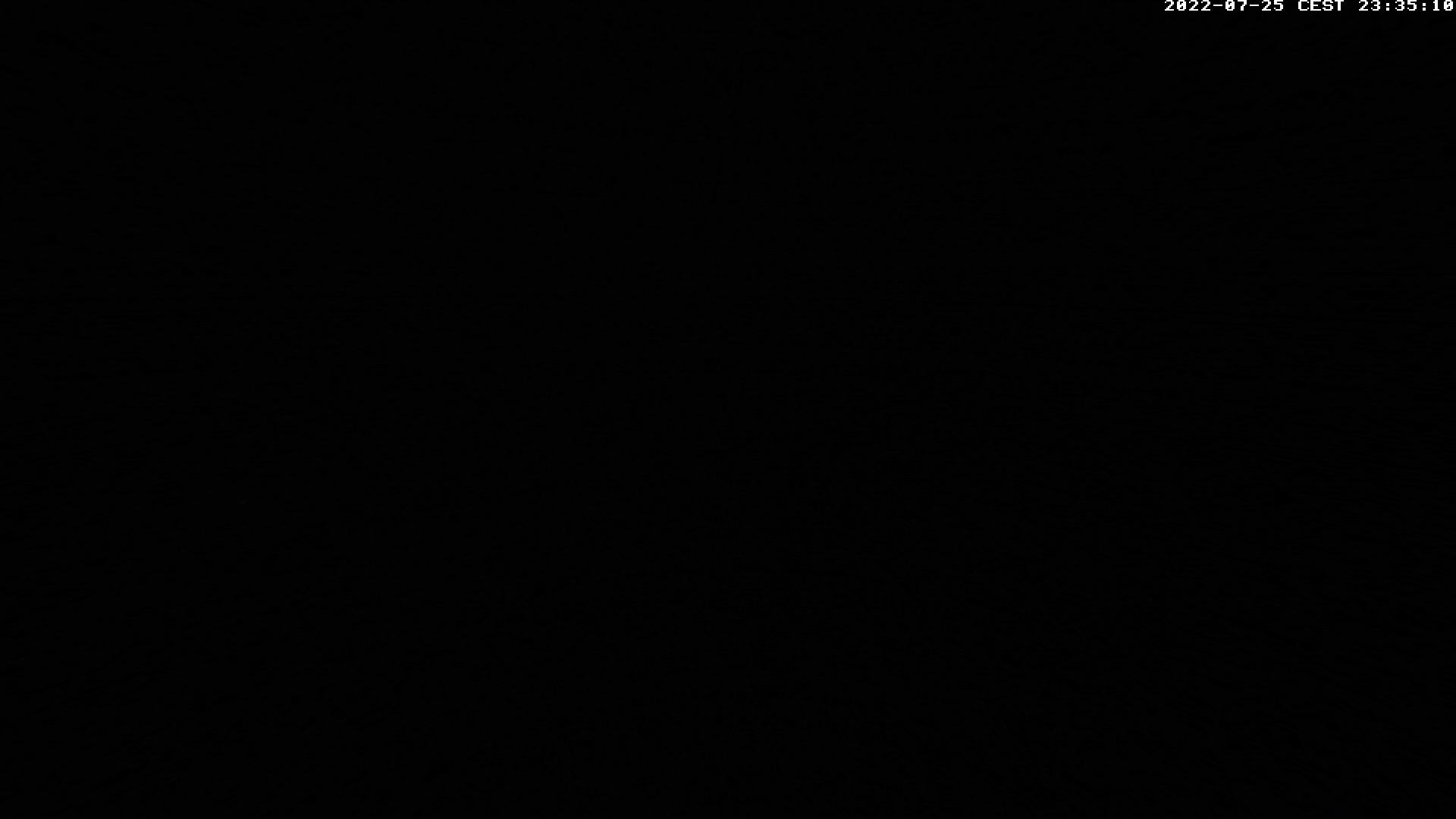 Webcam Glacier 3000, Scex Rouge - Alt. 2'971 m